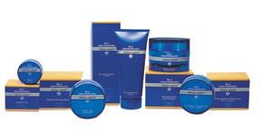 Acqua di Parma's skin care line.