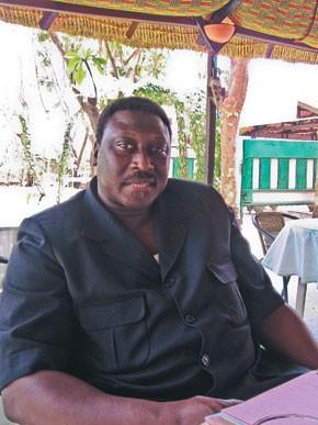 Wilfried Yameogo
