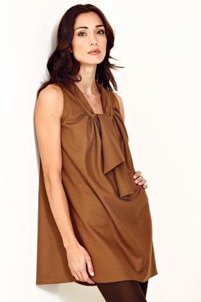 A dress from the bridge-priced Vittadini line.