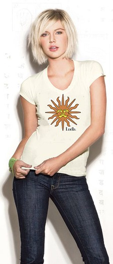 Tonic's Pagan Sun Tee by Luella Bartley.