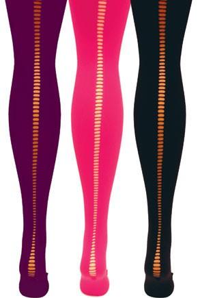 Legwear by Steve Madden.