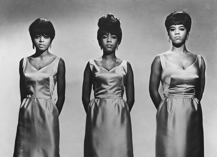 The supremes in their heyday.