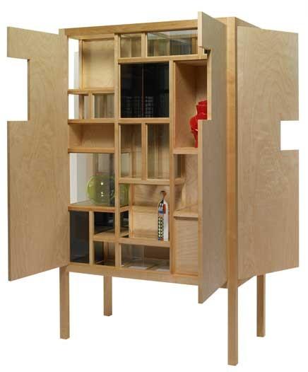 """Curiosity cabinet"" by Gundun Lilja"