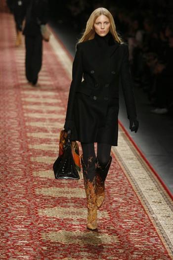 Hermès, Fall 2008 Paris