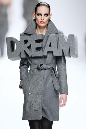 """Viktor Horsting and Rolf Snoeren's """"dream"""" coat."""