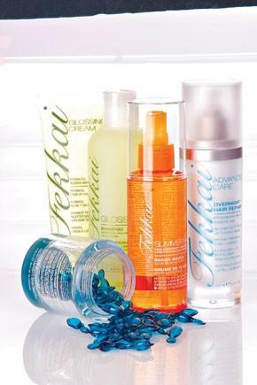 Frederic Fekkai products.