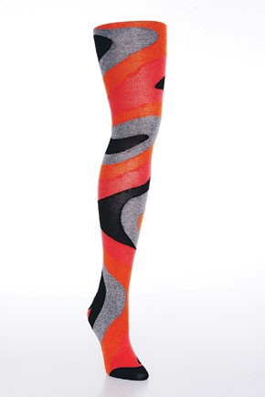 Colored tights by Me Moi