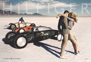 A Tommy Hilfiger spring 2008 ad.
