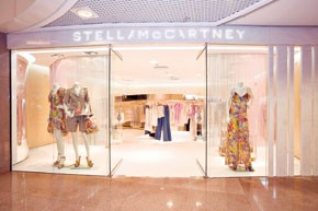 Stella McCartney is in retail expansion mode in China.