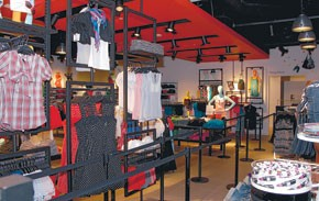 H&M is planning four stores in the Atlanta metropolitan region.