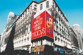 Macy's Herald Square, New York