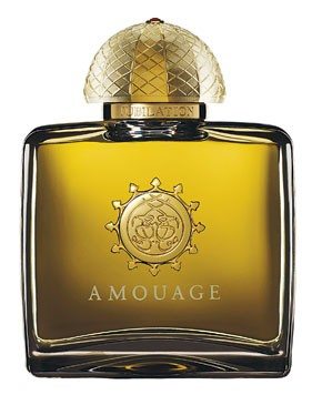 An Amouage Jubilation scent.
