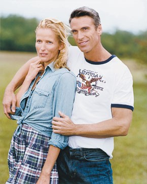 Looks from American Living, produced by Polo Ralph Lauren Corp. and sold exclusively at J.C. Penney.