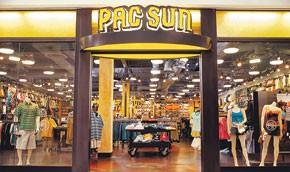Pacific Sunwear's first-quarter losses widened to $37.1 million.