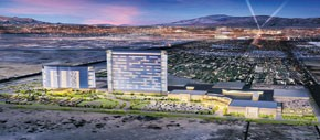 A rendering of the M Resort, Spa and Casino under development in Henderson, Nev.