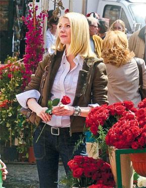 Gwyneth Paltrow in Dennis Hopper's short film for Tod's.