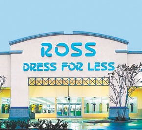 Off-price stores like Ross reported strong comps.