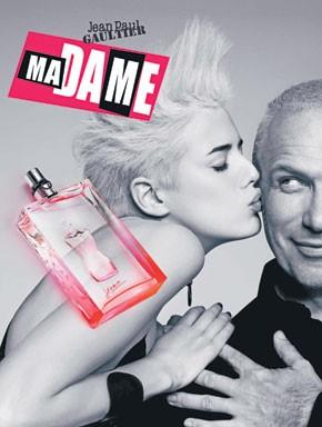 The Ma Dame ad.