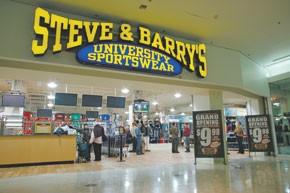 Steve & Barry's University Sportswear