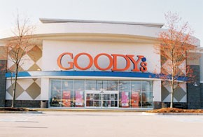 Goody's Family Clothing Inc. was able to get financing earlier in the year, but was socked with interest rates in the 12 to 14 percent range.