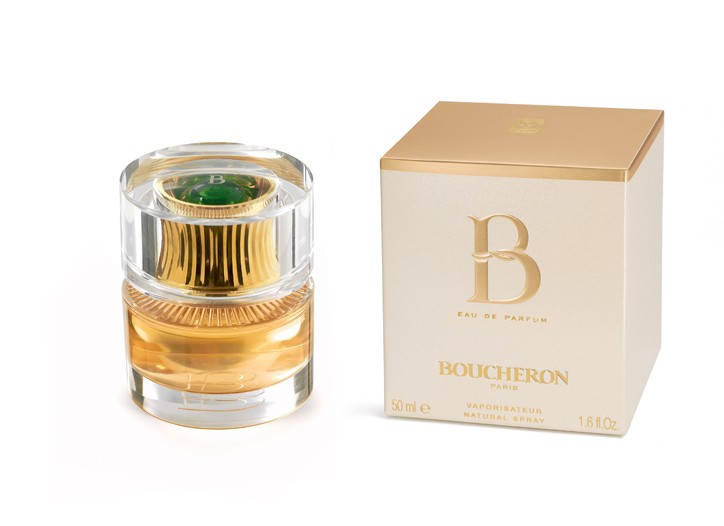 Boucheron's B fragrance.