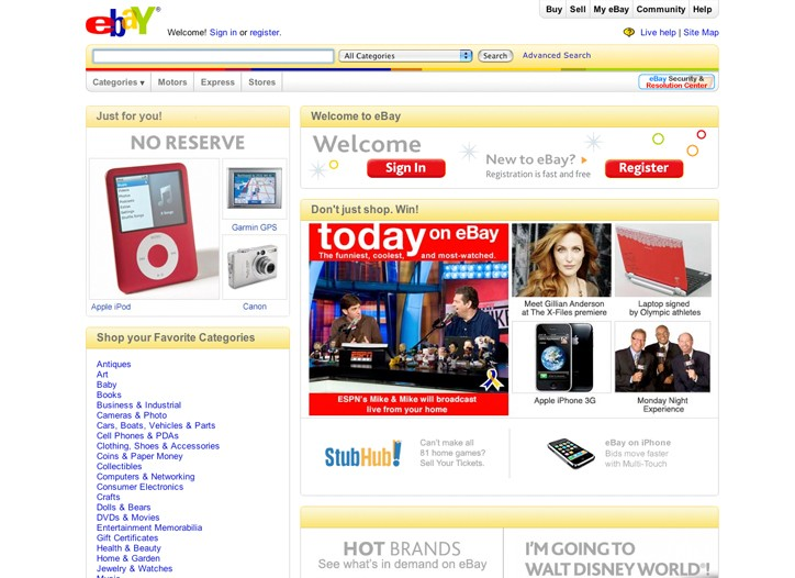 EBay prevailed in a U.S. lawsuit after losing in France.