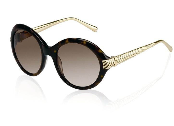 Sunglasses from the David Yurman Eyewear collection.