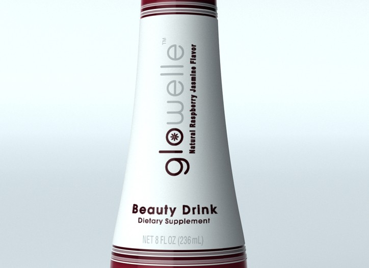Nestl??'s Glowelle beauty drink.