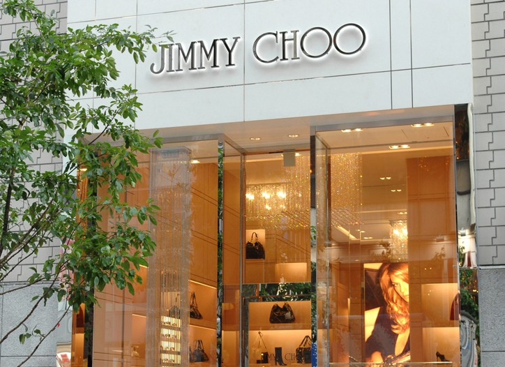 Jimmy Choo opened its largest store in Japan in Tokyo.