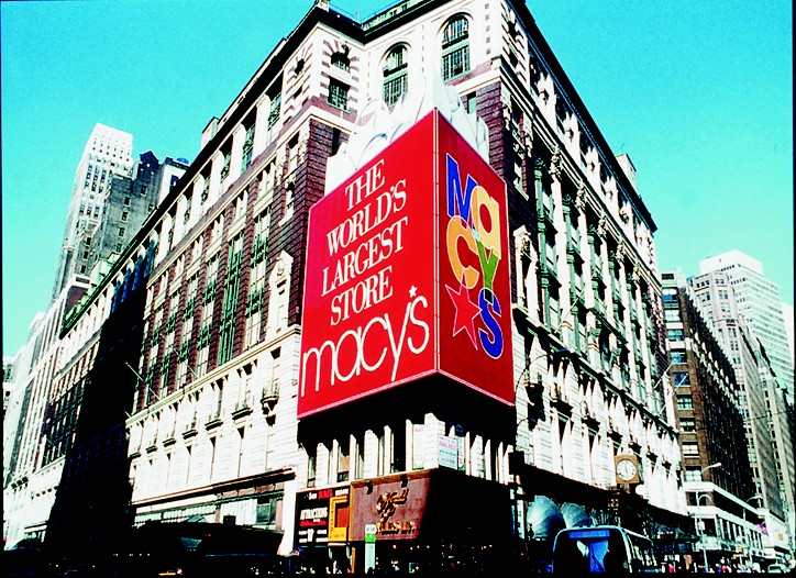 """In a letter to management, Macy's ceo terry Lundgren said the company is """"financially healthy."""""""