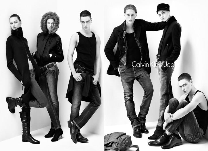 New Calvin Klein ads