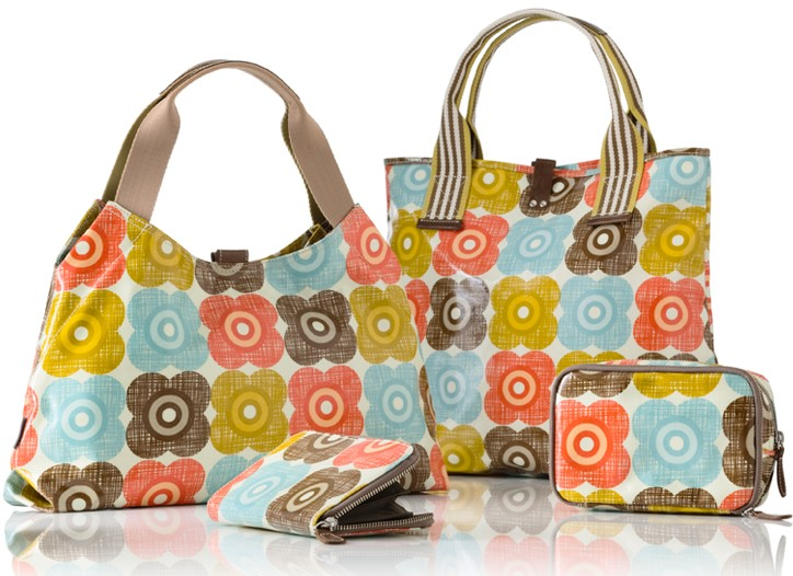 Bags from Orla Kiely.