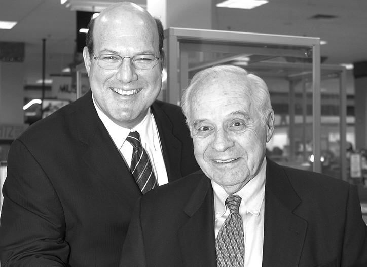 Kenneth Lakin and Albert Boscov