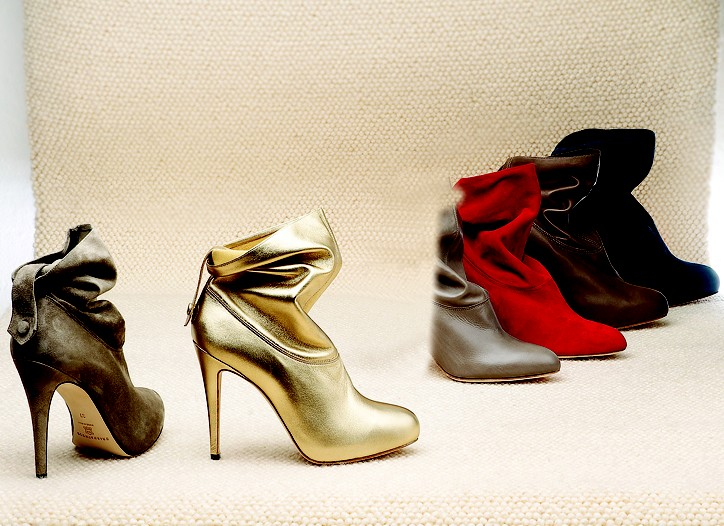 Brian Atwood shoes.