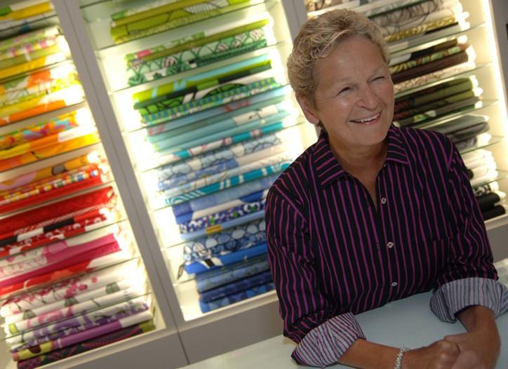 Judy deMont, owner of Marimekko in Huron Village.
