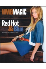 WWD MAGIC August 2008 Cover