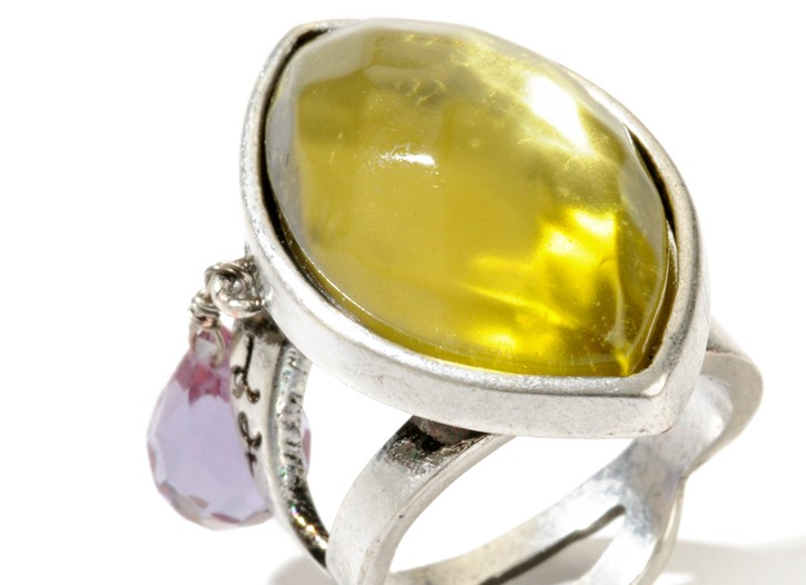 A ring from the Loulou de la Falaise collection.