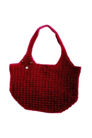 A bag by Sakroots.