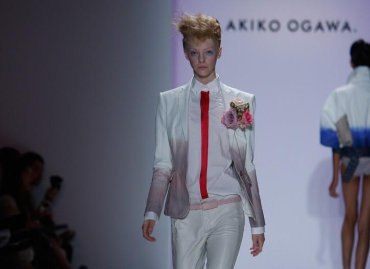 Akiko Ogawa RTW Spring 2009