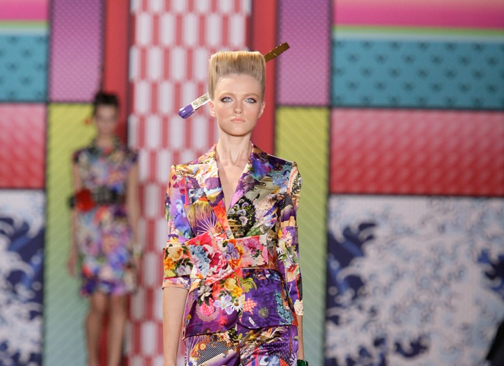Basso and Brooke RTW Spring 2009