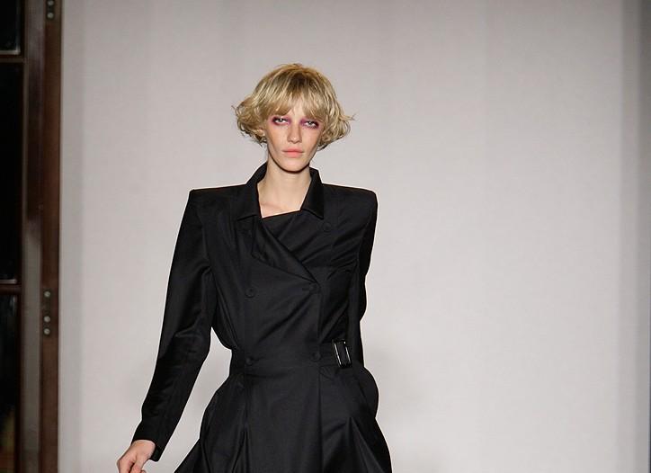 Cher Michel Klein RTW Spring 2009