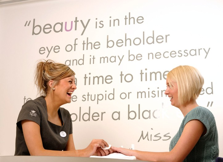 Manicures and pedicures will range in price from $30 to $65. Andrew Patterson