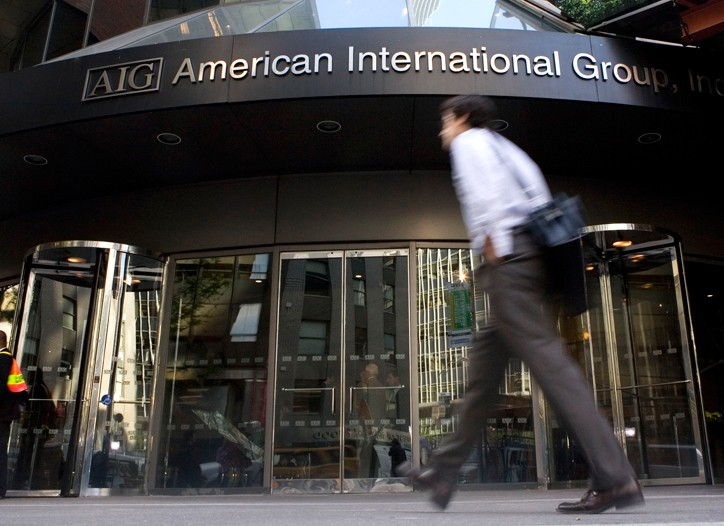 The government's bailout of American International Group only raised concerns about the state of financial markets.