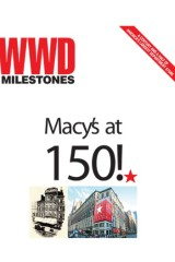 WWD Milestones Macys at 150 Cover