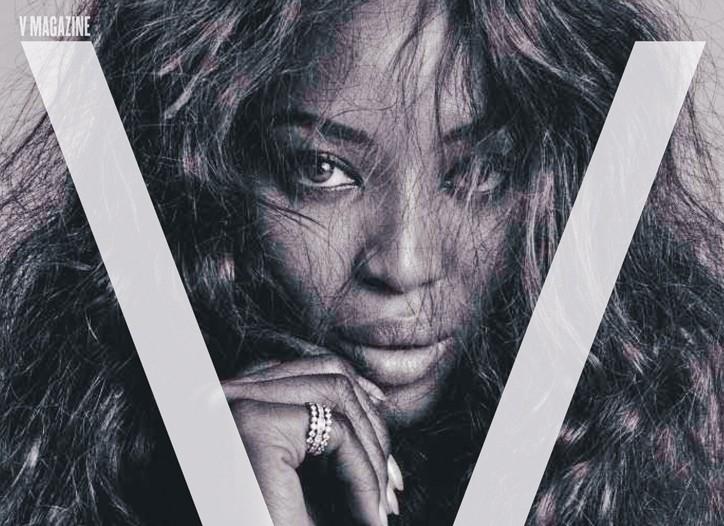 Cover of V Magazine