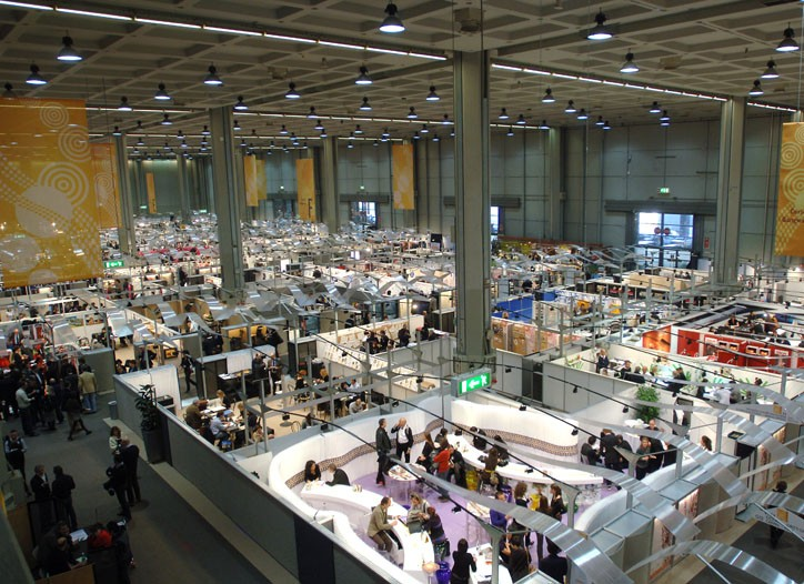 The Moda In show at Milano Unica, which will be celebrating its 50th edition.
