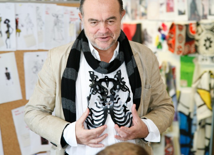 Lacroix's funny bones.