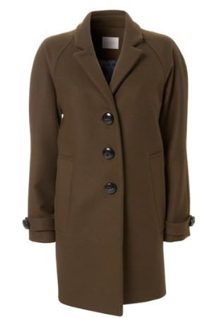 A jacket from Whistles.