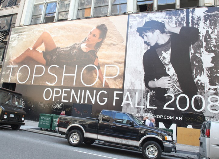 The SoHo flagship will now open in the spring.