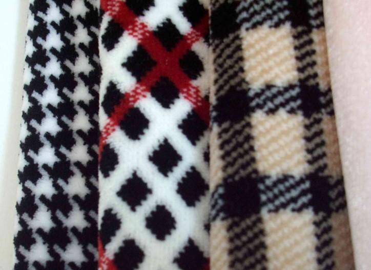 Specialty velour fabrics from Anono Pile Co.